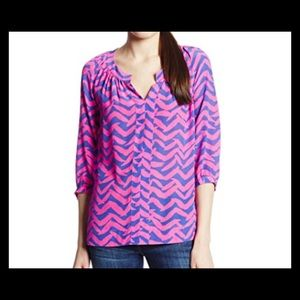 Lilly Pulitzer Moxy Top
